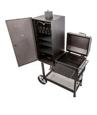 Oklahoma Joe's 63-in H x 39.25-in Charcoal BBQ Vertical Smoker Outdoor Cooking