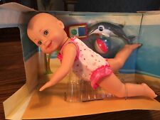 Very Rare Cititoy  Swimming Baby Little Dreams 2009 Complete