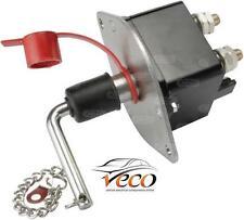 IMPERMEABILE 250 Amp Robusto Batteria Isolatore Interruttore AUTO BARCA CAMION 181599