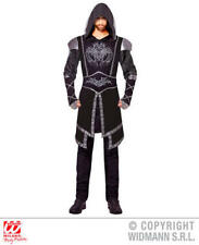 Mens Male Adult Assassin Oscuro Fancy Dress Costume Outfit L