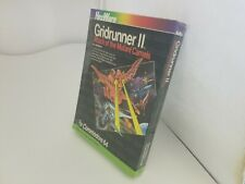 NEW GRIDRUNNER II Mutant Camels With Creased box CARTRIDGE COMMODORE 64 128  S21
