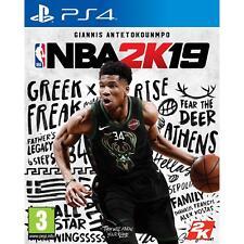PS4 NBA 2K19 EU Multilingua [ Playstation 4 | PS4 ]