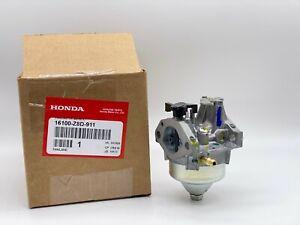 Genuine Honda 16100-Z8D-911 Carburetor BB76EA For GCV190LA SAME DAY SHIPPING