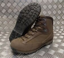 Genuine British Army Issue AKU Goretex Lined GTX Combat Boots Vibram Soles G1