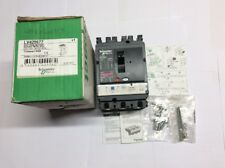 SCHNEIDER COMPACT NSX100H THREE POLE BREAKER and TM16D Trip Unit