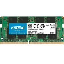 Crucial CT8G4SFS8266 8GB Laptop Notebook Momory 1x8GB DDR4 2666MHz SODIMM CL WP.
