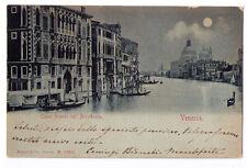 CARTOLINA  VENETO - VENEZIA 5536 - CANAL GRANDE PRIMO 900