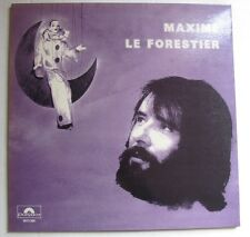 MAXIME LE FORESTIER  (LP 33 Tours)  HYMNE A SEPT TEMPS
