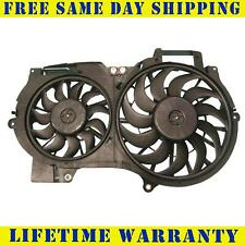 Radiator And Condenser Fan For Audi A6 Quattro A6 TYC622710