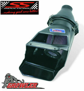 FORD FALCON BA BF XR6 TURBO NA BARRA SS INDUCTIONS GROWLER COLD AIR INTAKE