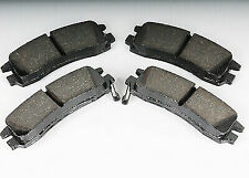 Brake Pads Rear Disc  Impala Monte Century Regal Montana ACDelco GM 171-0935  Y1