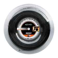 TENNIS STRING TOPSPIN CYBER BLACK 220M - 1,23 MM 17
