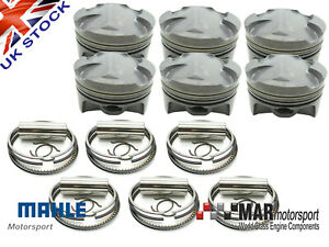BMW M3 | Z3 | Z4 | 3.2 | S54B32 MAHLE Motorsport Forged Pistons & Rings 87.50mm
