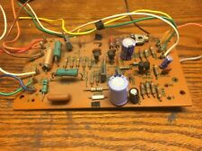 POWER AMP BOARD FROM A SHERWOOD S-7310A RECEIVER-FULLY FUNCTIONAL
