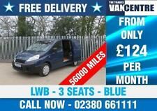 Peugeot LWB Commercial Vans & Pickups