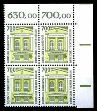BUND SWK 700 Pf. **, Mi. 1691  - ECKRAND-VIERER o.r.