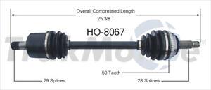 CV Axle Shaft Front-Left/Right SurTrack HO-8067