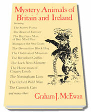 MYSTERY ANIMALS OF BRITAIN AND IRELAND, Graham McEwan, 0709028016, (Monsters)
