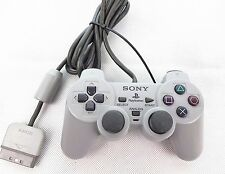 Controller ps1 Grigio/ORIGINALE SCPH 1200/SONY PLAYSTATION 1 analogico
