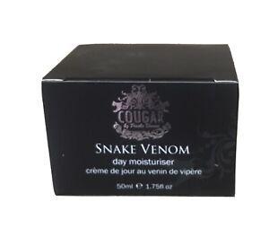 Cougar Snake Venom Day Mousturiser