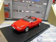 VOLVO 480 Turbo ES Cabriolet Cabrio red rot 1990 PremiumX IXO 1:43