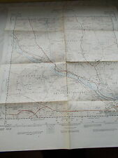 An Ordnance Survey Map Of Part Of DORSET Sheet Number SY 69- Pub. In 1958