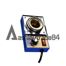 CM360A 100W 200-480℃ 220V Solder Pot saldatura dissaldatura Acciaio inossidabile