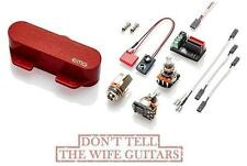 EMG RT RED SINGLE COIL TELE BRIDGE PICKUP FENDER TELECASTER ACTIVE REPLACEMENT