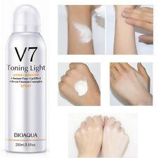 Skin Whitening Cream 250ml Tone Up Spray Brighten Face Body Hand Concealer