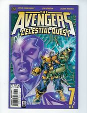 AVENGERS: CELESTIAL QUEST # 7 (MAY 2002), VF/NM