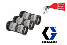 Graco TrueCoat Pro X II Handheld Airless Paint Sprayer Filters *3 PACK* 60Mesh