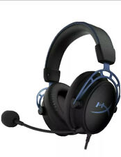 HyperX - Cloud Alpha S Wired 7.1 Surround Sound Gaming Headset for PC and PS4.