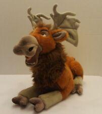 "Disney Store Exclusive Brother Bear Tuke Stuffed Moose Plush Animal 13"" Rare"