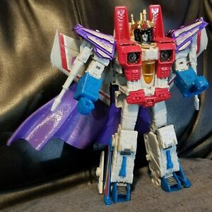 Custom coronation kit for transformers wfc earthrise starscream(no figure incl)