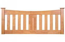 """Sweet Dreams Kingfisher Solid Wood Headboard Oak Small Double 4ft 120cm 4'0"""""""