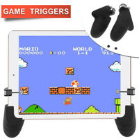 High Quality Shooter Controller For iPad/iPhone X PUBG Gamepad Game Trigger L1R1
