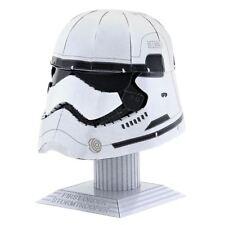 Metal Earth Star Wars Stormtrooper Helmet - DIY laser cut 3D steel model kit