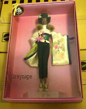 BARBIE Byron Lars Ayako Jones Doll Gold Label NRFB with shipper 2009