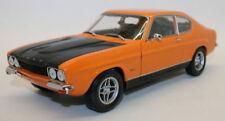Voitures, camions et fourgons miniatures oranges MINICHAMPS cars