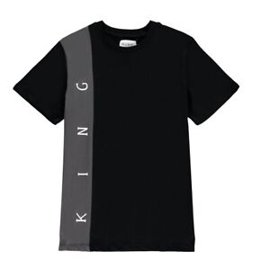 KING APPAREL - Men's Fashion - Aldgate T-shirt - Black [BNWT]