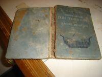 SISTEMAZIONE DEI TORRENTI E DEI BACINI MONTANI - MANUALI HOEPLI MILANO 1930