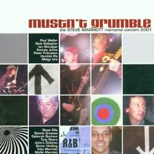 VA: Mustn't Grumble - The STEVE MARRIOTT Memorial Concert - CD Album