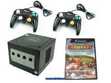 # Nintendo GameCube Console con 2 controller, elettricità, televisione via cavo & MARIO KART #