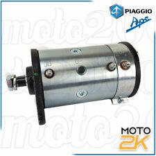 DINAMOTORE COMPLETO PER PIAGGIO APE TM CAR P2 P3 P501 P601 P703 FL2 RO. 157715