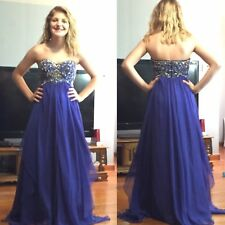 Blue Size 2 Pageant/Prom Dress