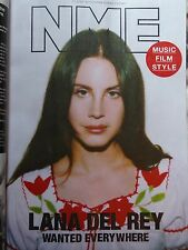 Lana Del Rey  NME Magazine  July 2017