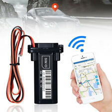 Realtime GPS SIM Car Tracking Truck Moto Tracker Vehicle GPRS GT02 Locator GSM