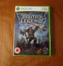 Brutal Legend, Xbox 360  - Brand New & Sealed