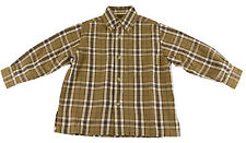 JACADI Boy's Amusant Camel / Multi Long Sleeve Shirt Size 10 Years NWT $40