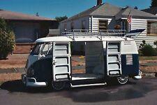 VW BUS TYPE 2 CARGO DOOR SEAL SET 1955-1967 211821/37/10